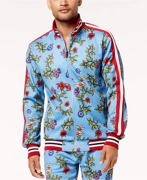 Reason Men's Floral Track Jacket
