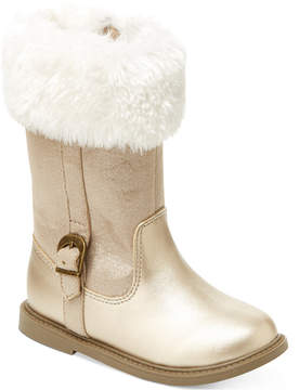 Carter's Tampico Faux-Fur Boots, Toddler & Little Girls (4.5-3)