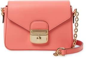 Longchamp Women's Le Pliage Heritage Leather Crossbody Bag