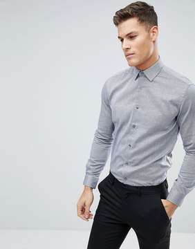French Connection Oxford Weave Slim fit Shirt