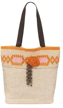Ale by Alessandra Nomad Beach Tote Bag, Beige