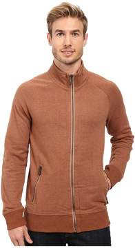 Prana Lifetime Full Zip Mock Men's Sweatshirt