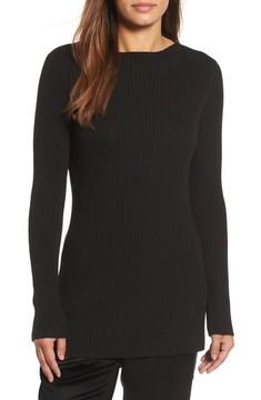 Eileen Fisher Women's Ribbed Tencel Sweater