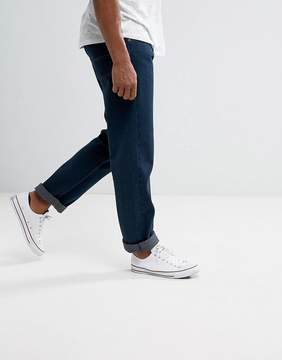 Loyalty And Faith Straight Fit Konfer Jeans in Dark Wash