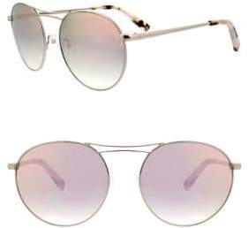 KENDALL + KYLIE 54mm Bella Gradient Round Sunglasses
