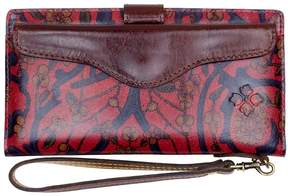 Patricia Nash Vintage Tapestry Collection Valentia Wristlet