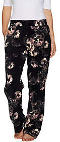 Cuddl Duds As Is Fleecewear Stretch Relaxed Lounge Pants