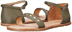 Hunter Leather Studded Sandal