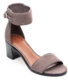 Bernardo Blythe Suede Sandals