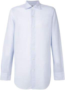 Finamore 1925 Napoli long sleeved shirt