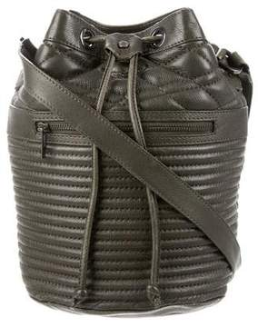Zadig & Voltaire Quilted Leather Bag