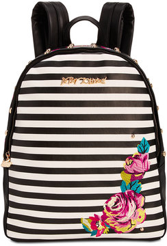 Betsey Johnson Medium Embroidery Backpack, a Macy's Exclusive Style