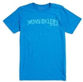 Calvin Klein Jeans Boy's Logo Tee