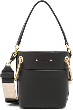 Chloé Mini Roy Calfskin Bucket Bag
