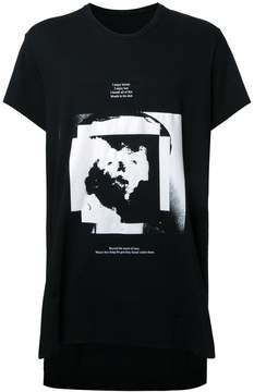 Julius text print T-shirt