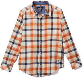 Buffalo David Bitton Pilon Flannel Button-Up - Boys