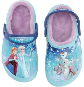 Crocs FunLab Lined Frozen Clog Girls Shoes