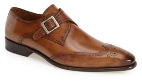 Mezlan Men's 'Vitoria' Monk Strap Oxford