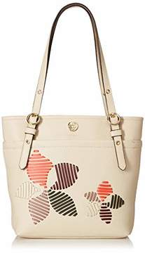 Anne Klein Whipstitch Small Tote