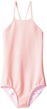 Seafolly Riviera Belle Tank Top Girl's Swimwear