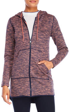 Bench Cosy Hooded Long Jacket