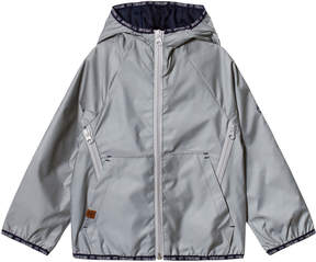 Timberland Kids Silver Reflective Hooded Jacket
