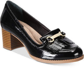 Giani Bernini Seraa Loafer Pumps, Created for Macy's Women's Shoes