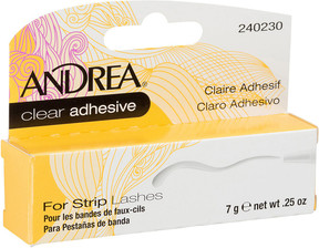 Andrea Clear Adhesive For Strip Lashes