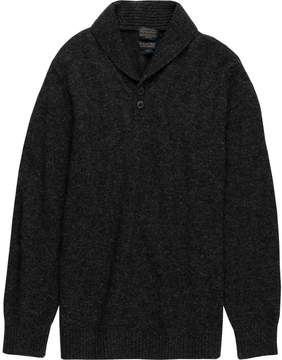Pendleton Shetland Shawl Collar Pullover - Men's
