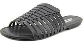 American Rag Paige Open Toe Synthetic Slides Sandal.