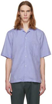 Acne Studios Blue Elm Shirt