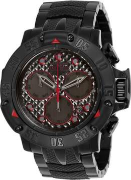 Invicta Subaqua Chronograph Black Dial Men's Watch