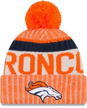 New Era Denver Broncos Sport Knit Hat