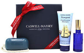 Caswell-Massey Newport Essentials Trio Gift Set