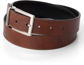 Croft & Barrow Men's Soft Touch Stitched Reversible Belt