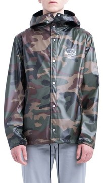 Herschel Men's Forecast Hooded Coaches Jacket
