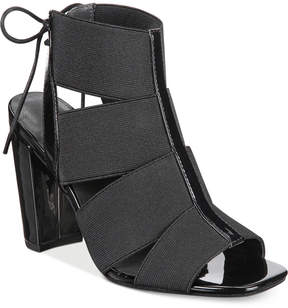 Rialto Mirabella Block-Heel Dress Sandals Women's Shoes