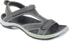 L.L. Bean L.L.Bean Women's Discovery Sandals, Stretch