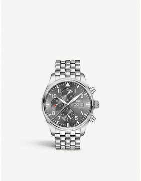 IWC IW377719 pilot spitfire stainless steel watch