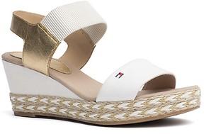 Tommy Hilfiger Final Sale-Webbed Wedge Sandal