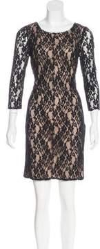 DKNY Lace Mini Dress