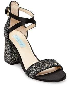 Betsey Johnson Lane Open-Toe Dress Sandals