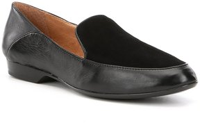 Antonio Melani Lyna Suede and Leather Flats
