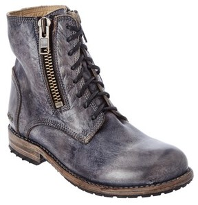 Bed Stu Tactic Leather Bootie.