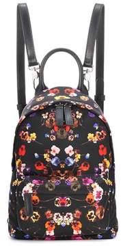 Givenchy Nano floral-printed backpack