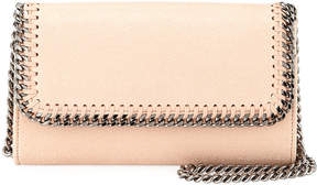 Stella McCartney Falabella Shaggy Deer Shoulder Bag, Light Pink