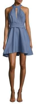 C/Meo Take Me Over Dress