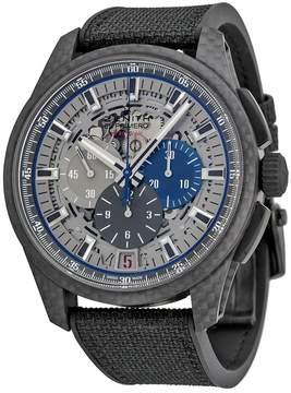 Zenith El Primero Automatic Skeleton Dial Men's Watch 10226040069R573