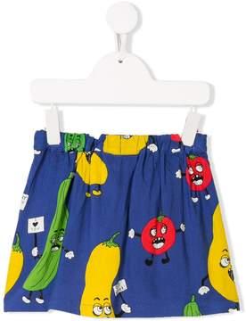 Mini Rodini Veggie print skirt