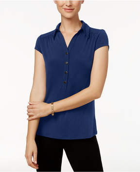 Charter Club Polo Top, Created for Macy's
